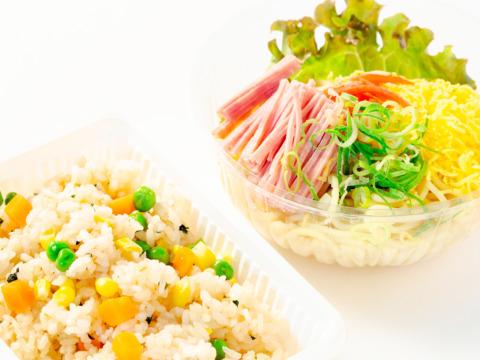 【日替わり】日替わり麺&味ご飯